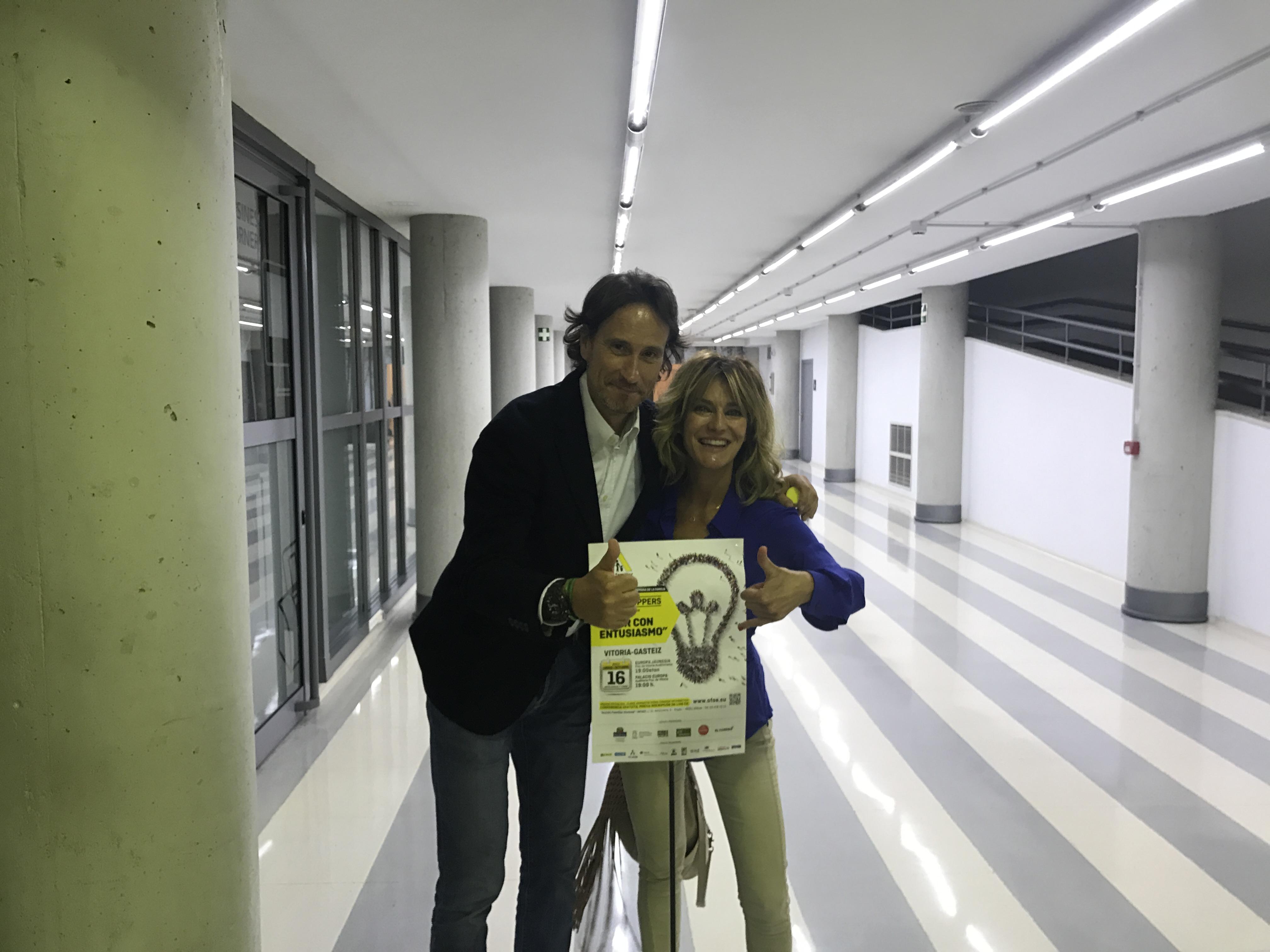 Víctor Küppers en Vitoria-Gasteiz
